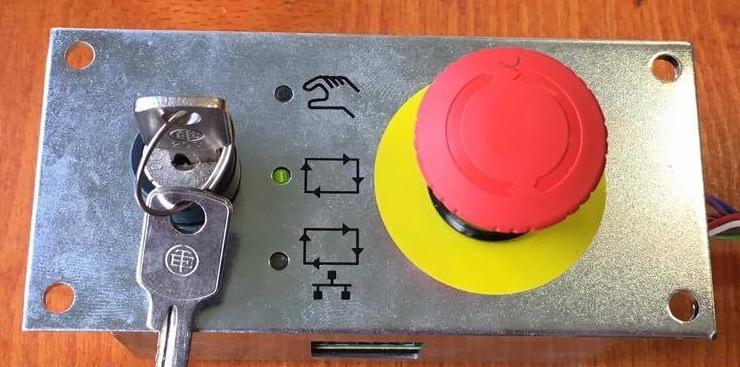 Interface opérateur WMS