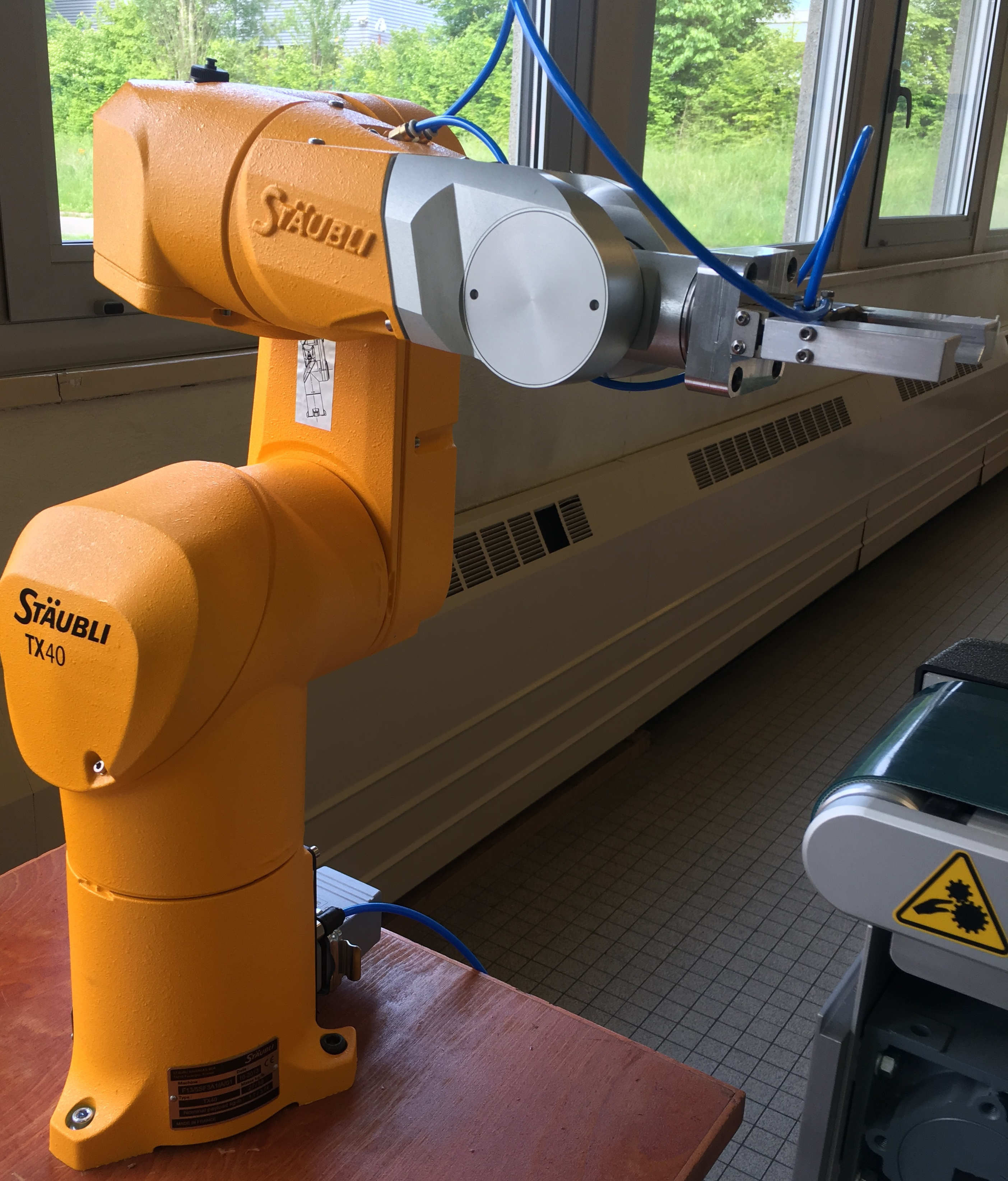 Robot Staubli TX40